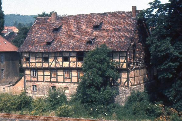 Das Kniestedter Gutshaus